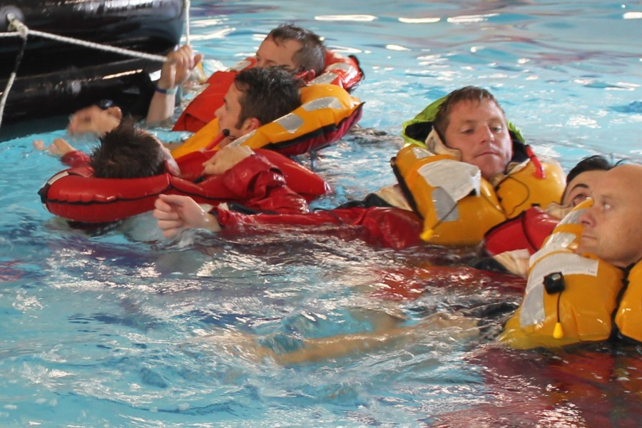 STCW Personal Survival skills