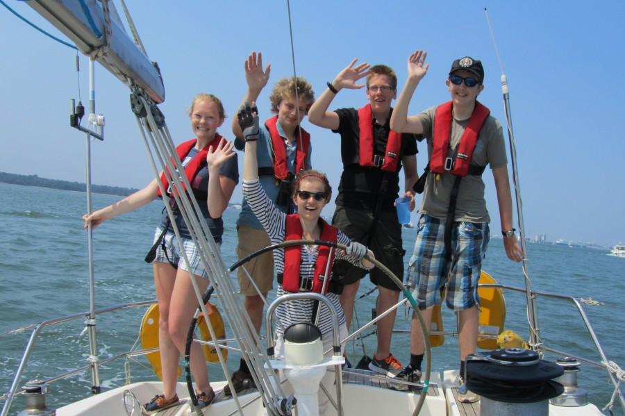 DofE Silver Sailing Expedition