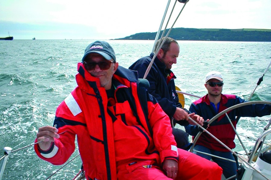 Navigating on a Day Skipper Course