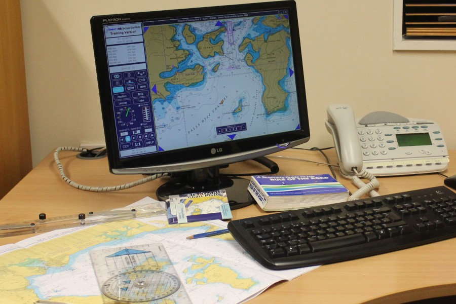 RYA Interactive Day Skipper course