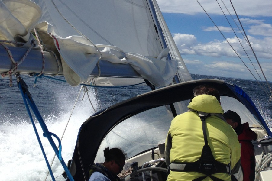 Ocean Qualifying Passage