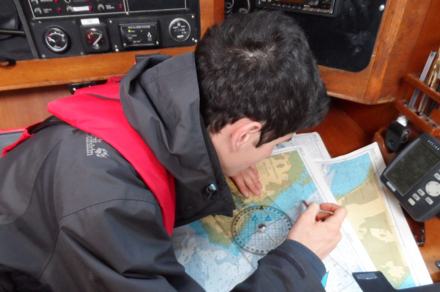 DofE - Sailing Expedition - Navigation