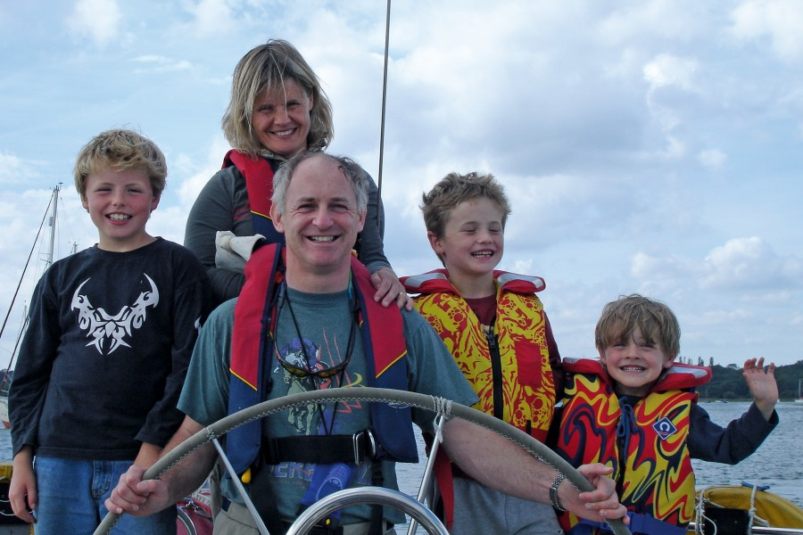 Taster Sailing weekends for the family
