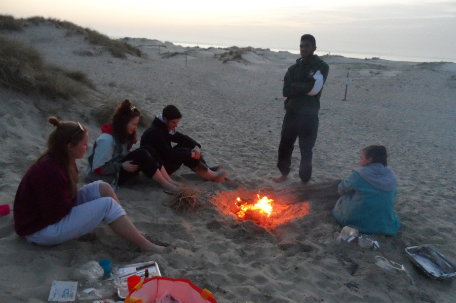DofE Beach Bar-b-que