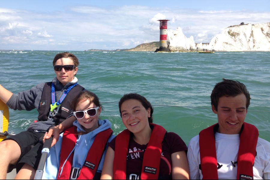 DofE Silver Sailing Expedition Team