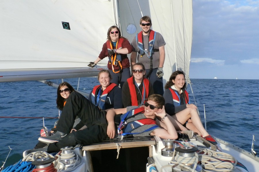 DofE - Gold Sailing Expedition Team