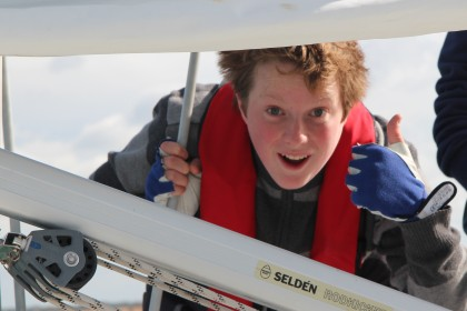 Sailing Courses for Teenagers